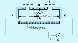 Sensational I State The Principle Of Working Of A Meter Bridge Ii In A Meter Wiring 101 Cranwise Assnl
