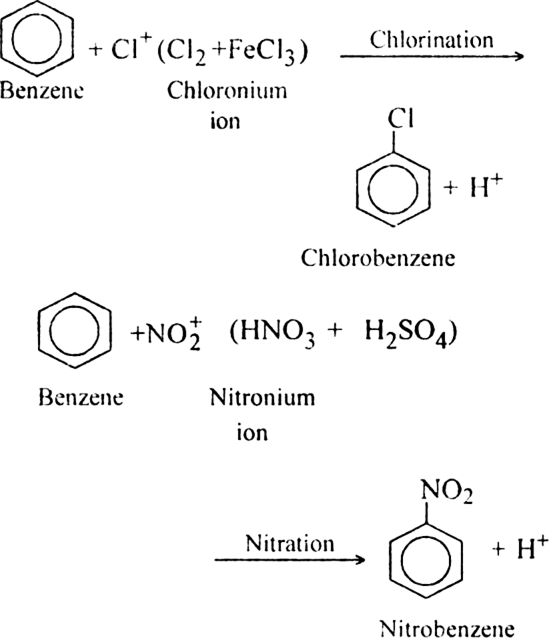 a research to produce meta dinitrobenzene and water from the reaction of nitrobenzene and nitronium  Essays - largest database of quality sample essays and research papers on nitration of chlorobenzene.