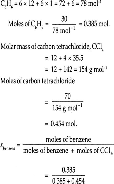from chemistry solutions Class 12 CBSE - English Medium