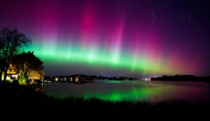 Painting in the Sky: Auroras