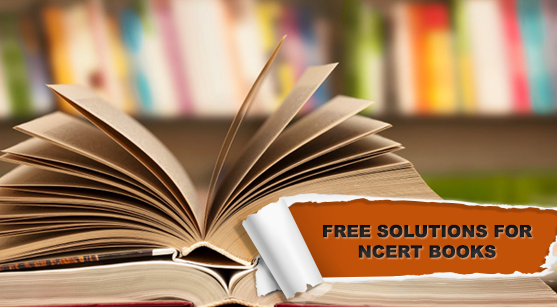Free solutions of NCERT textbooks