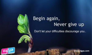 પ્રયાસ કરવાનો ક્યારેય ના છોડો