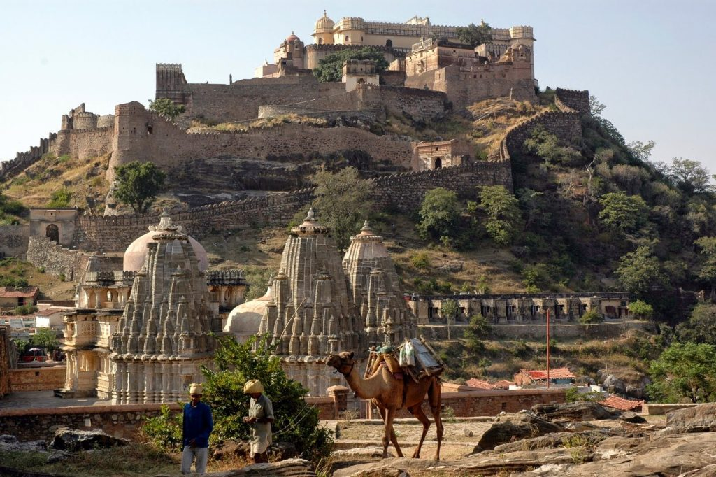 zigya.com: Kumbalgarh Fort