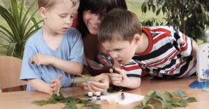 બાળકો ની કુદરતી શક્તિઓને ખીલવાની તક આપો