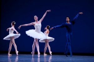Physics of the Enchanting Moves: Ballet