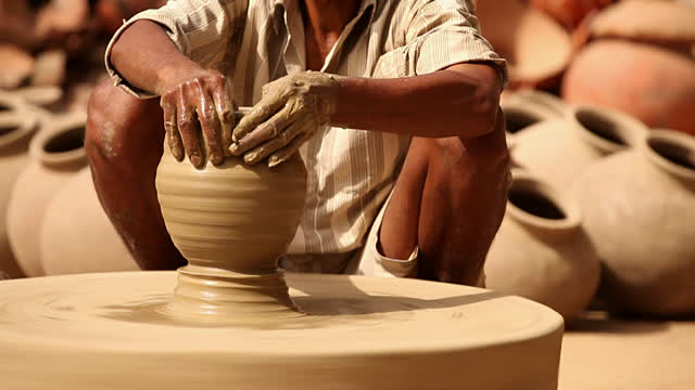 zigya.com:the earthern pot-matka