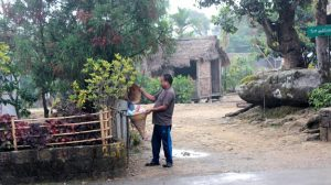 Mawlynnong : the cleanest village in Asia.