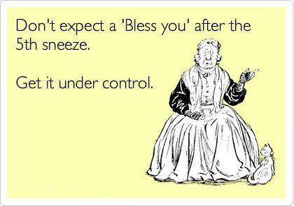 Sneeze 5