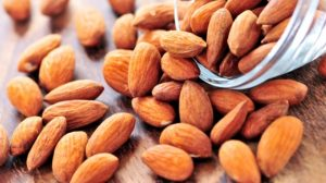 Almonds Nutrition and Benefits