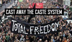 caste away caste