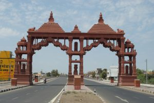 Ujjain – also known as 'Greenwich of India'.