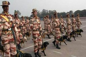 The Indo-Tibetan Border Police