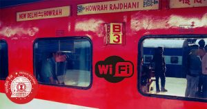The Rajdhani Express