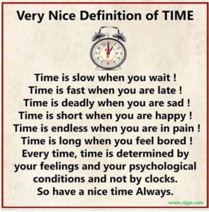 Definition of TIME