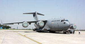 The Boeing C-17 Globemaster