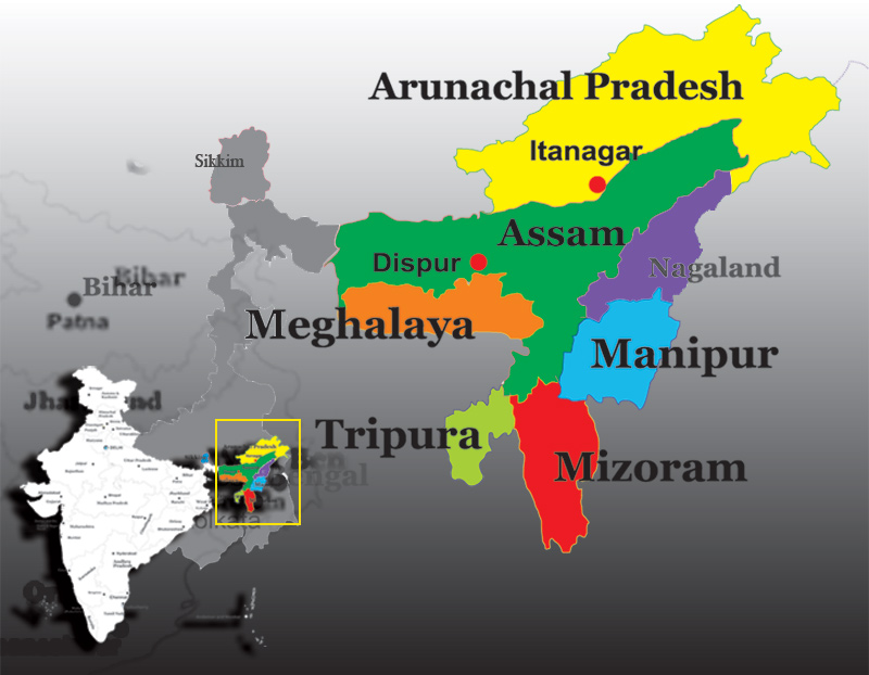 NorthEastIndia