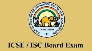 ICSE Revised Time Table – Class 10
