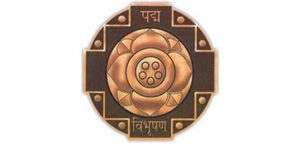 The Padma Vibhushan