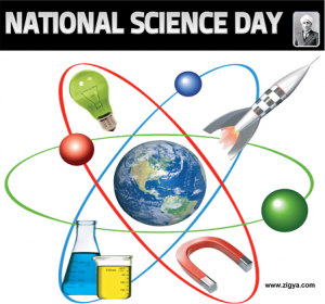 National Science Day : Raman Effect