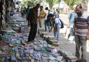 Daryaganj – Sunday Book Market in Delhi