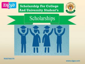 Notification- Central Scheme Scholarship for College and University Students