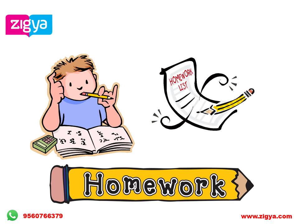 Homework - NCERT Books