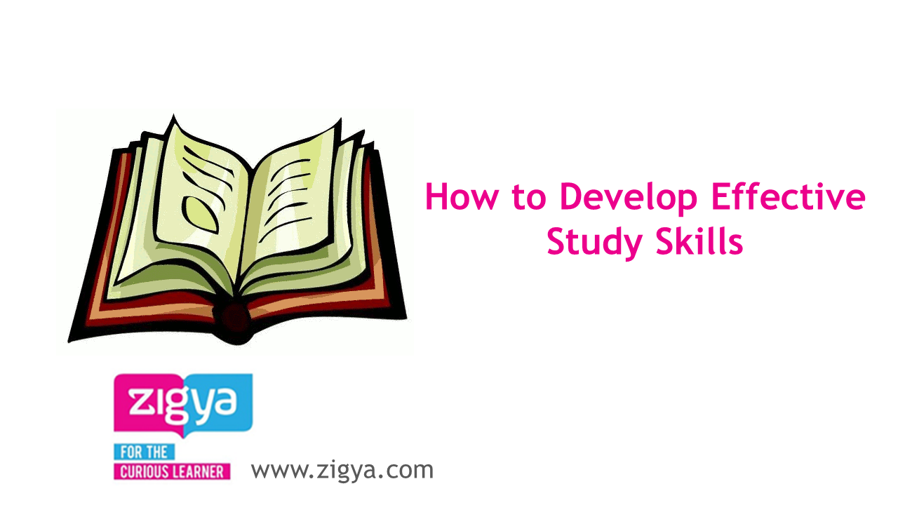 DEVELOPING EFFECTIVE STUDY HABITS