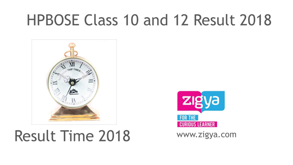 Hpbose class 10th and 12th result 2018 declared