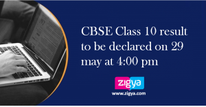 CBSE Class 10 result to be declared on 29 may