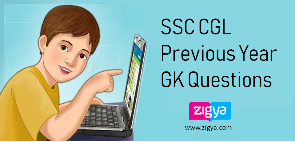 SSC CGL Previous Year Questions