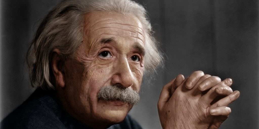 Albert Einstein: Rebel, failure, genius (1879-1955)