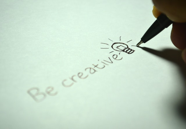 BE CREATIVE IN CREATIVE WRITING