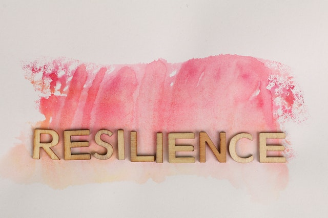The image shows resilience
