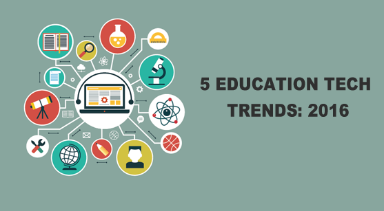 Education Tech Trends