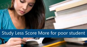 Study-Less-Score-More-for-poor-student NCERT textbook solutions