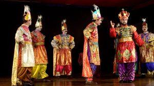Chavittu Nadakam – A folklore art