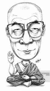 HRH The Dalai Lama