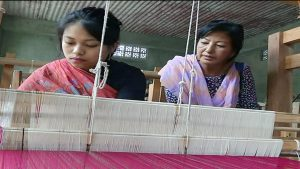 Manipur's Cottage Industry