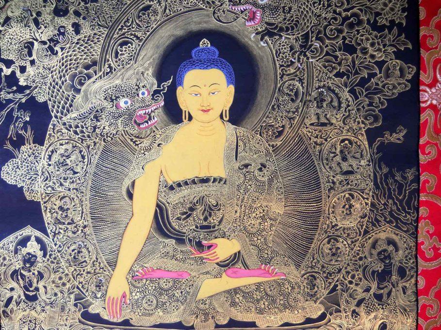 Thangka Art - www.zigya,com